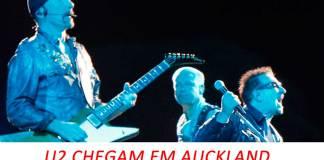 Show u2 Nova Zelandia Auckland