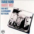 Charlie Haden, 'Quartet West' (PolyGram-Verve, 1986)