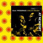 Ella Fitzgerald - Billie Holiday - Carmen McRae, 'At Newport' (Verve, 1957)