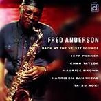 Fred Anderson, 'Back at the Velvet Lounge' (Delmark, 2003)