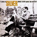 Horace Silver, '6 pieces of silver' (Blue Note, 1956)