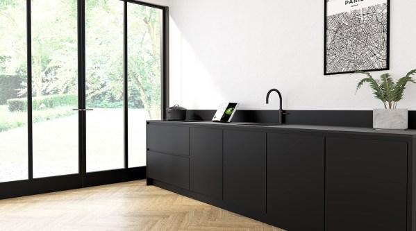 mat-zwarte-fenix-keuken-front