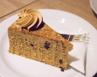 Celozrnný arašídový dort aka diabetikova sebevražda