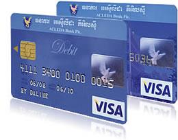 ACLEDA Visa