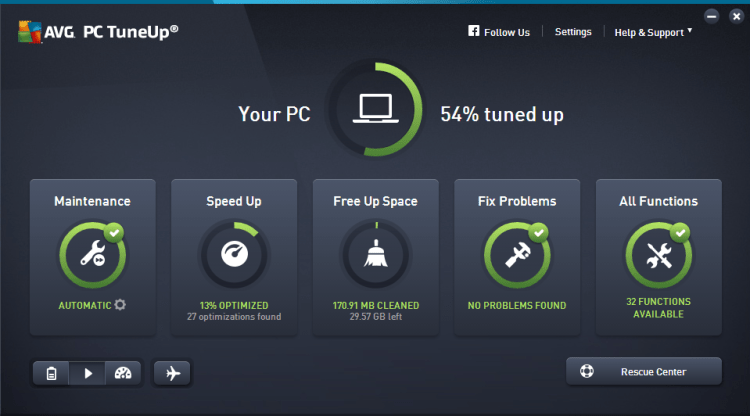 Avg Pc Tuneup 2020 Crack With Product Key For Life Time