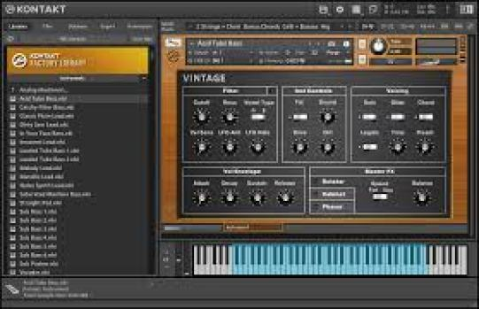 Kontakt 5 Full Cracked