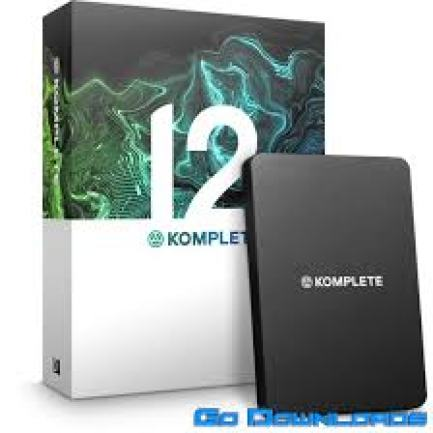 Native Instruments Komplete 12 Ultimate Cracked