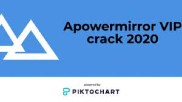 ApowerMirror 2020 Full Crack