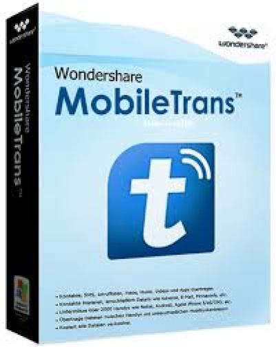 Wondershare MobileTrans 2020 Crack