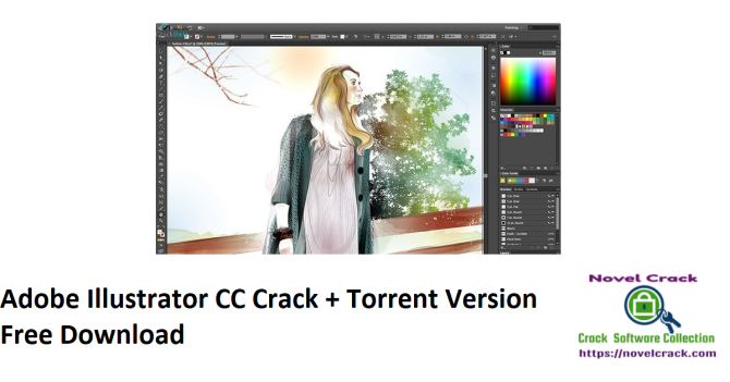 Adobe Illustrator CC Crack + Torrent Version Free Download