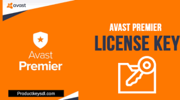Avast Premier License 2020 Key