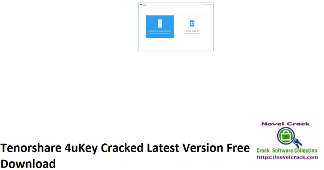 Tenorshare 4uKey Cracked Latest Version Free Download