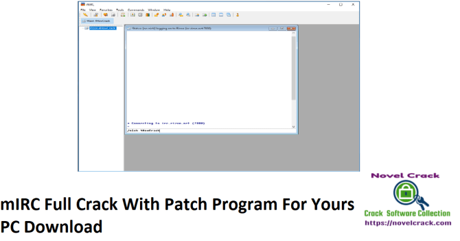 mIRC Full Crack With Patch Program For Yours PC Download