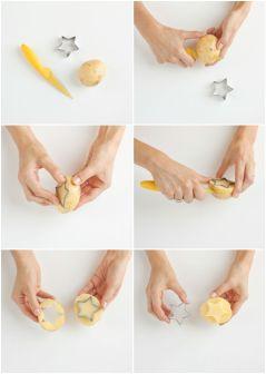 Patatas con forma