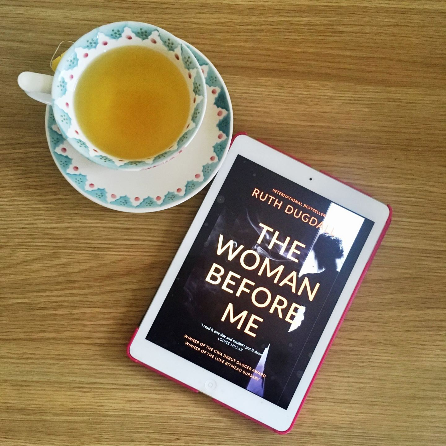 Blog Tour: The Woman Before Me