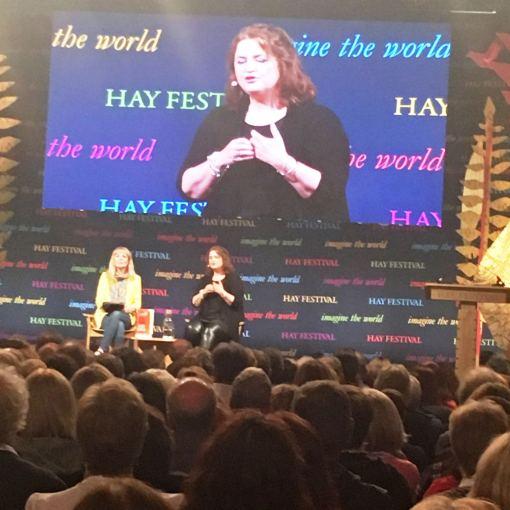Ruth-Jones-at-Hay-Festival