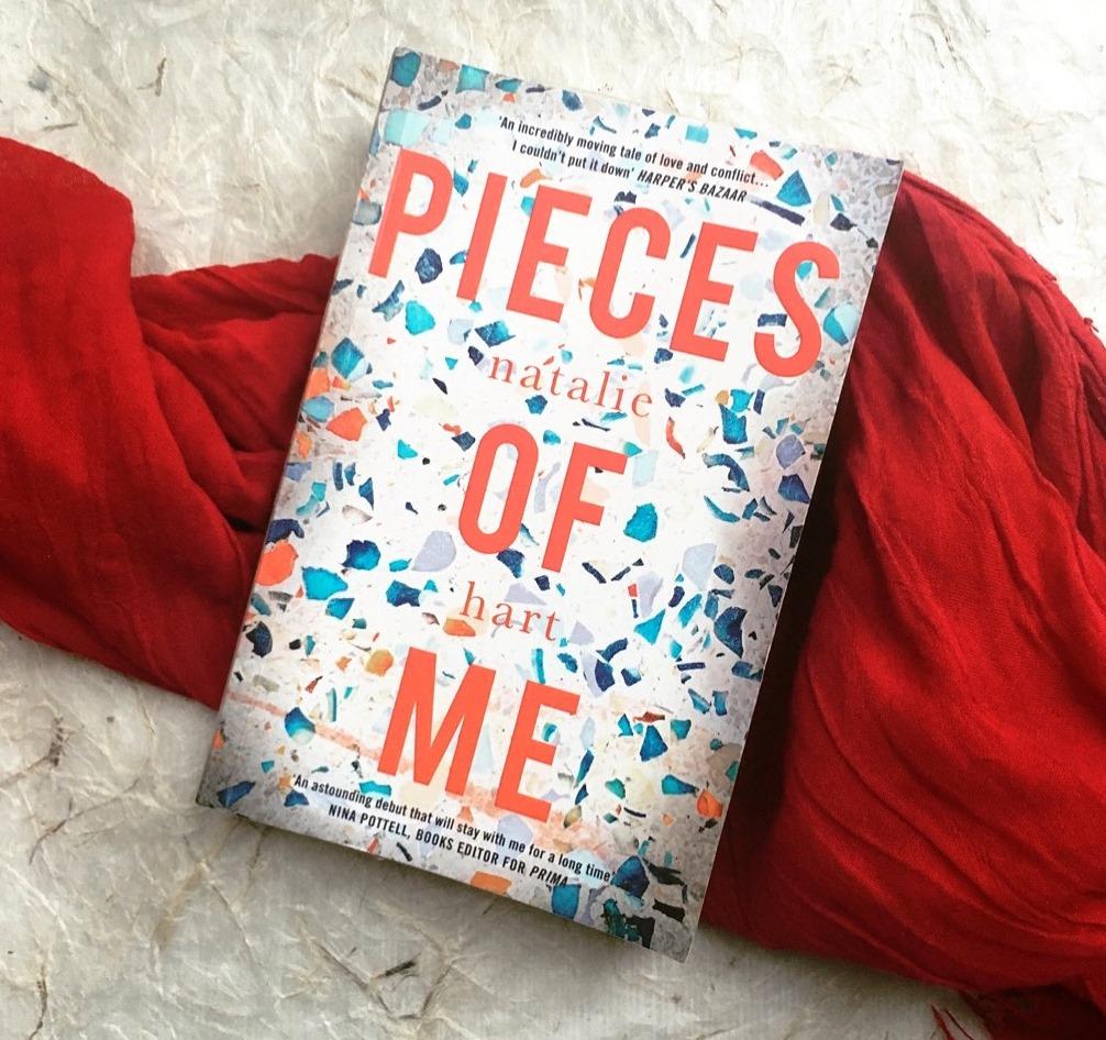 Blog Tour: Pieces of Me