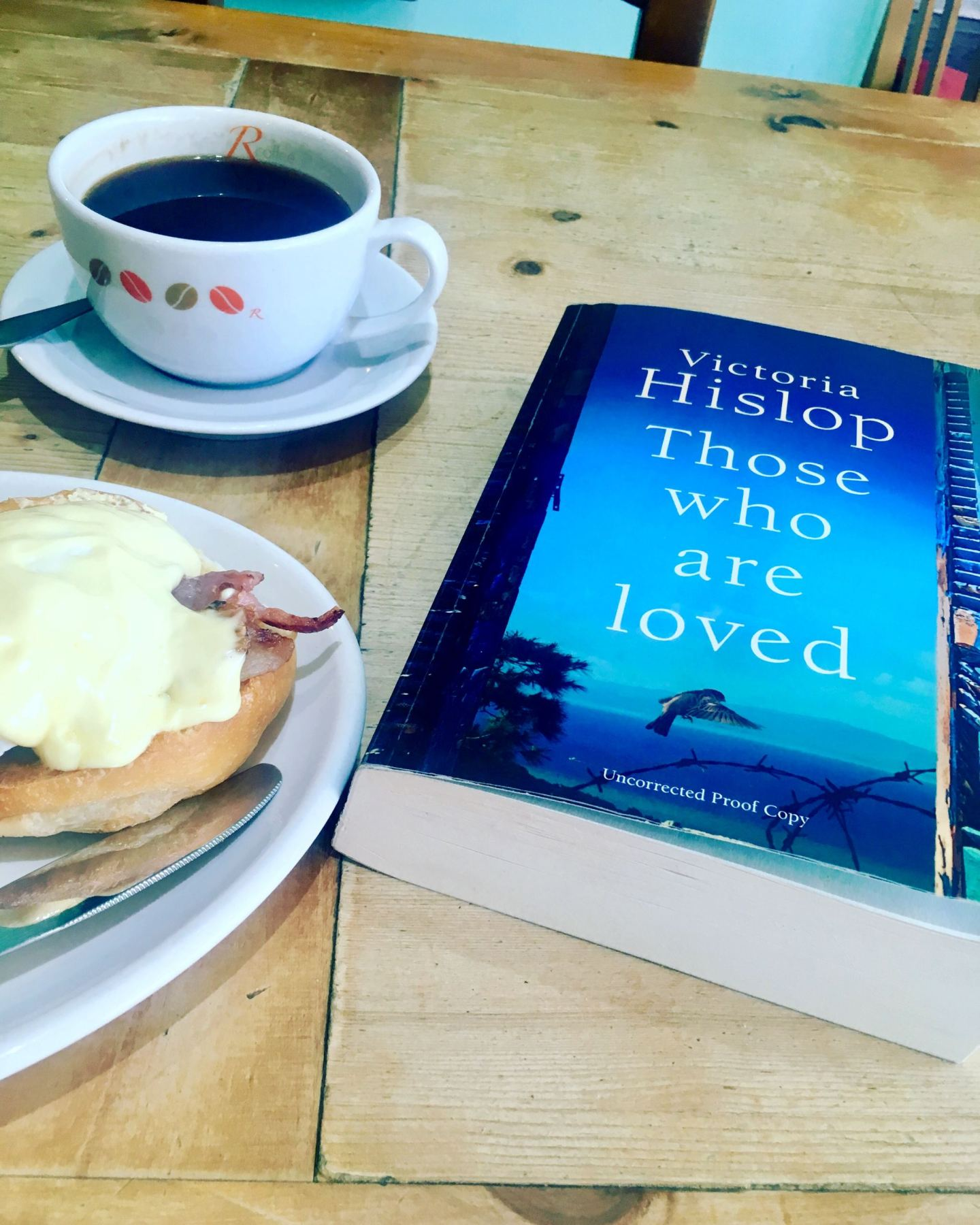 Powerful and poignant: Those Who Are Loved by Victoria Hislop