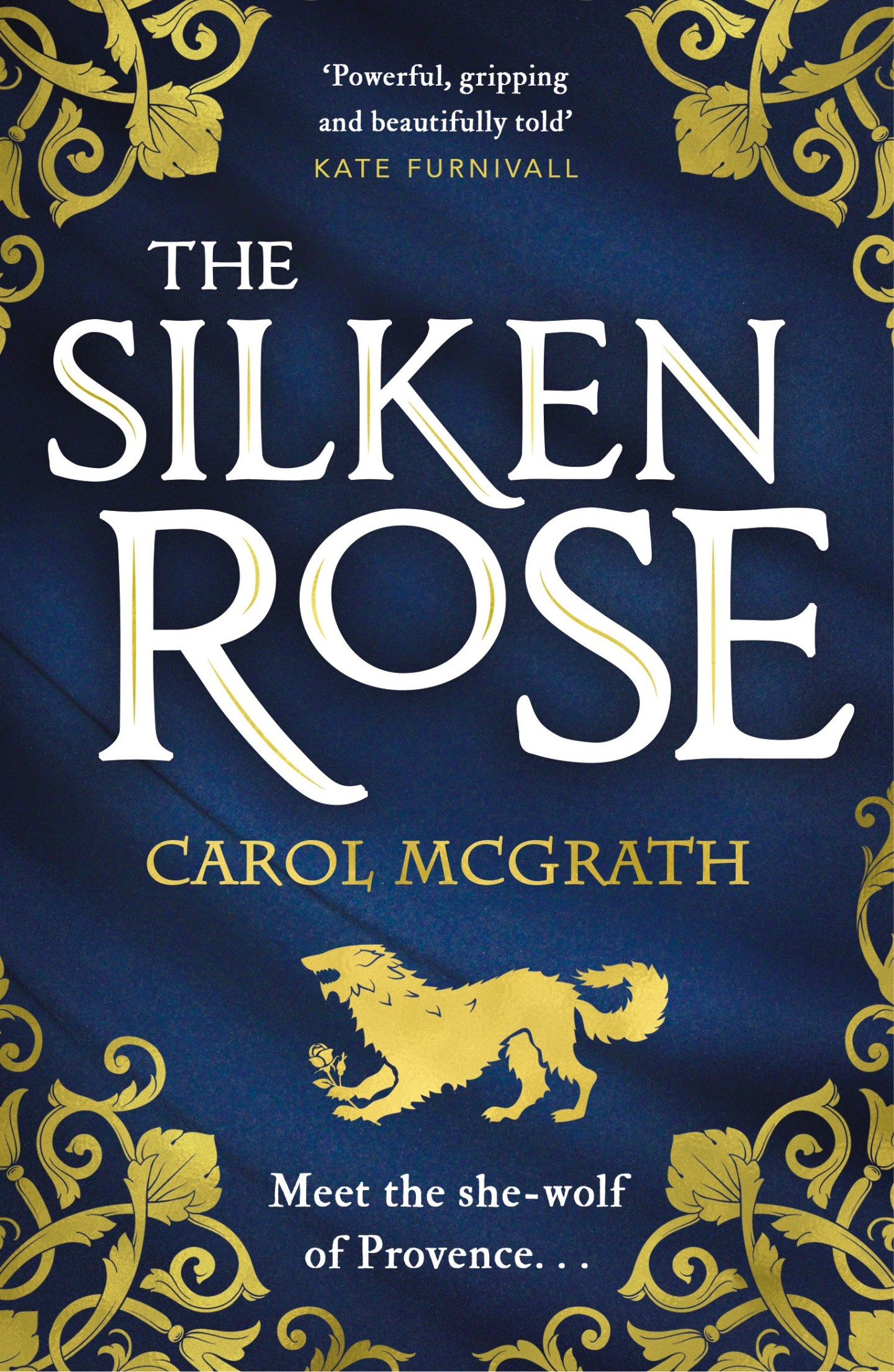 The Silken Rose; historic feminism and political intrigue