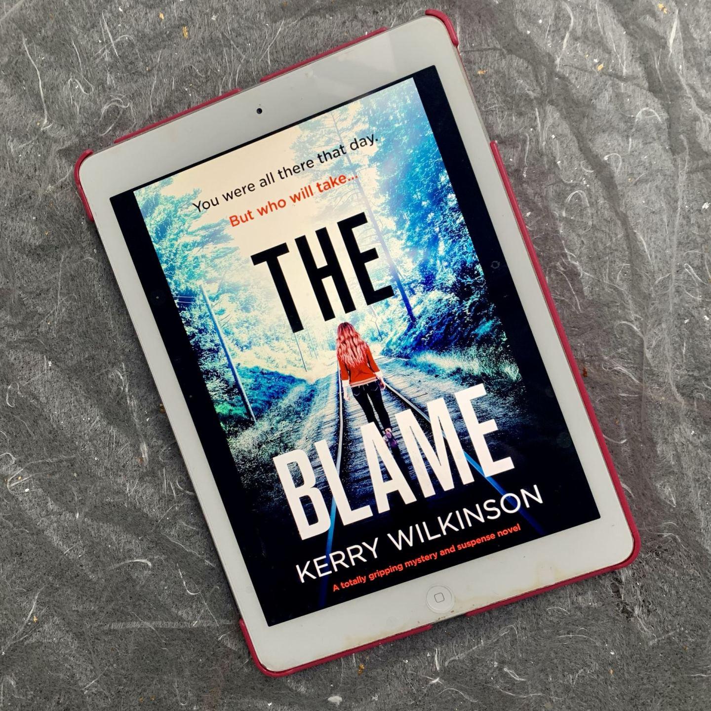 The Blame; a dark murder mystery