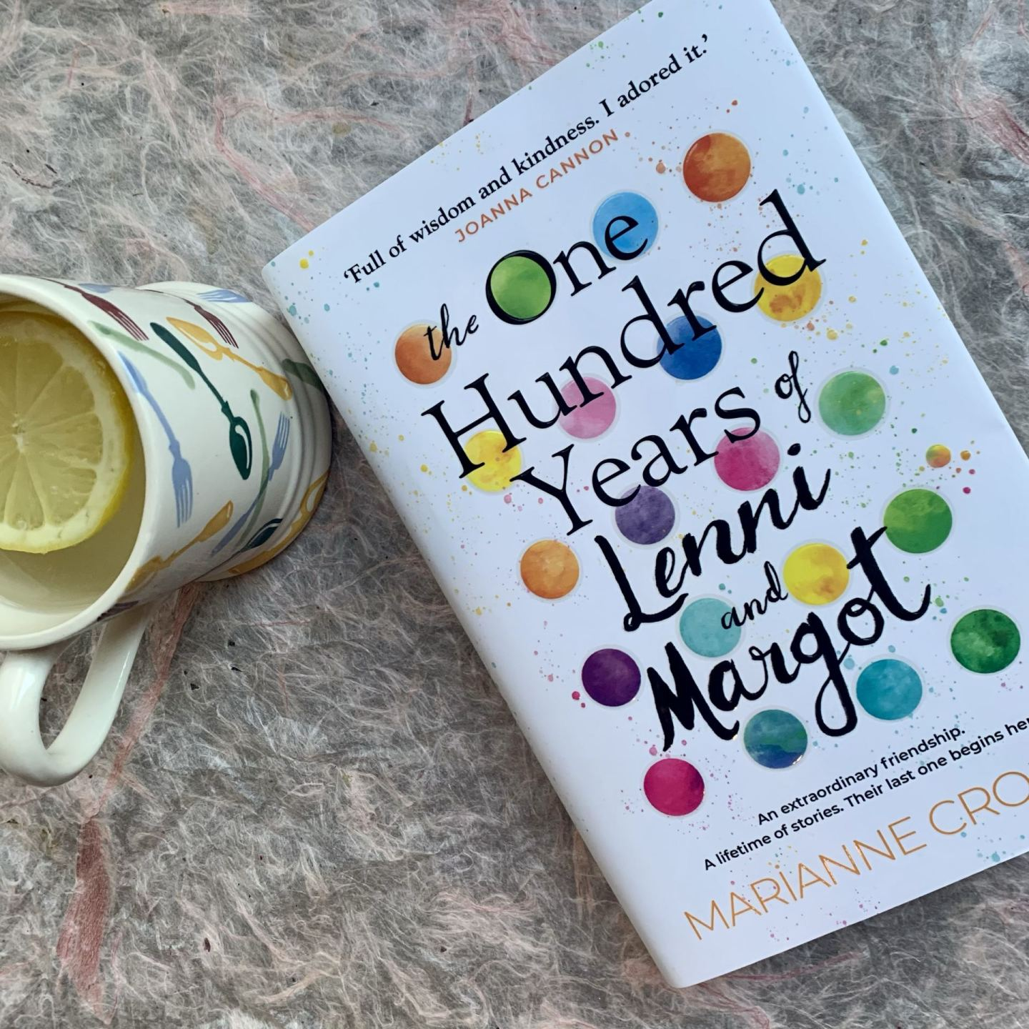 The One Hundred Years of Lenni and Margot; an uplifting mosaic of life