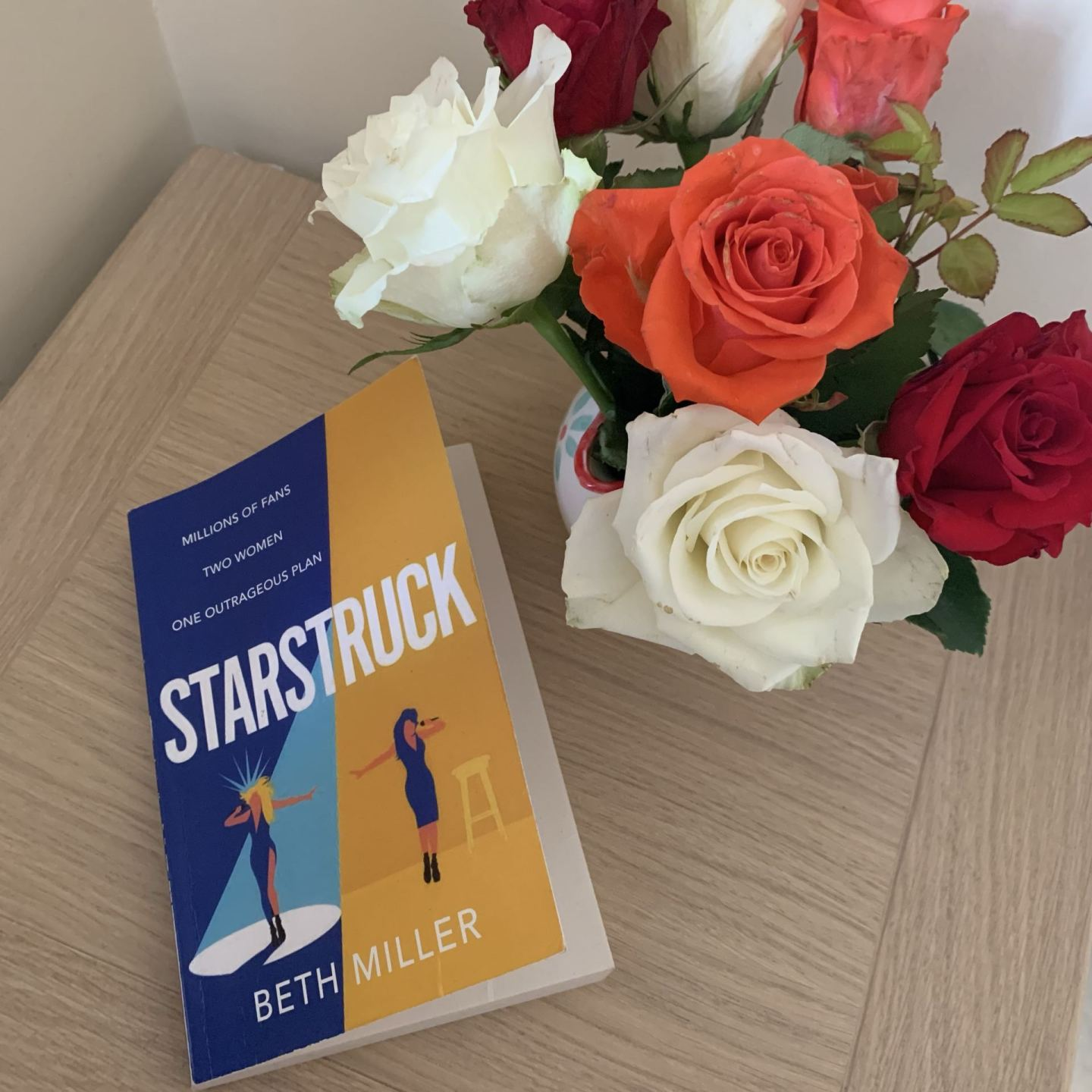 Starstruck; full of humour and charm