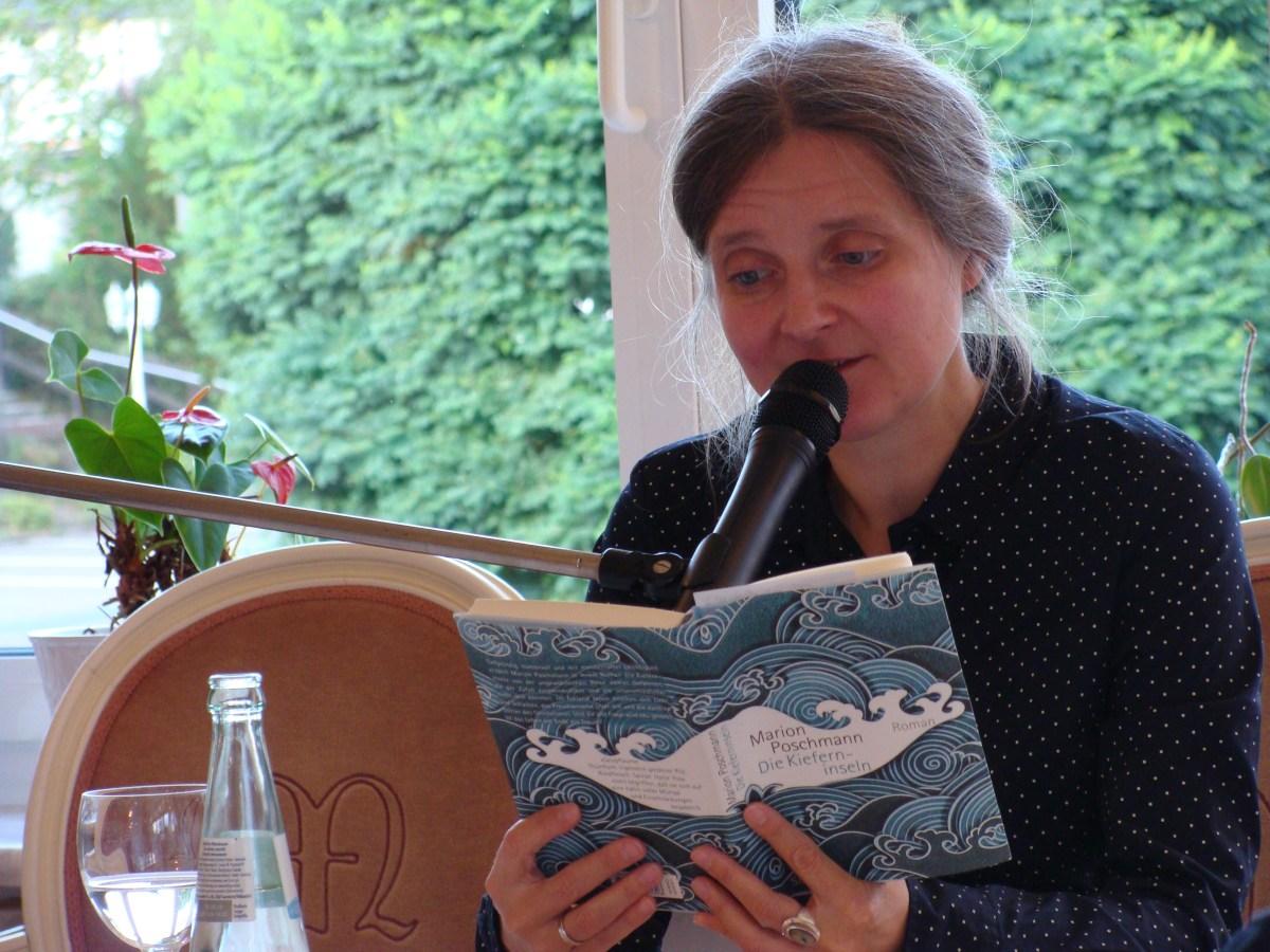 Marion Poschmann - Lesung in tiefster Provinz