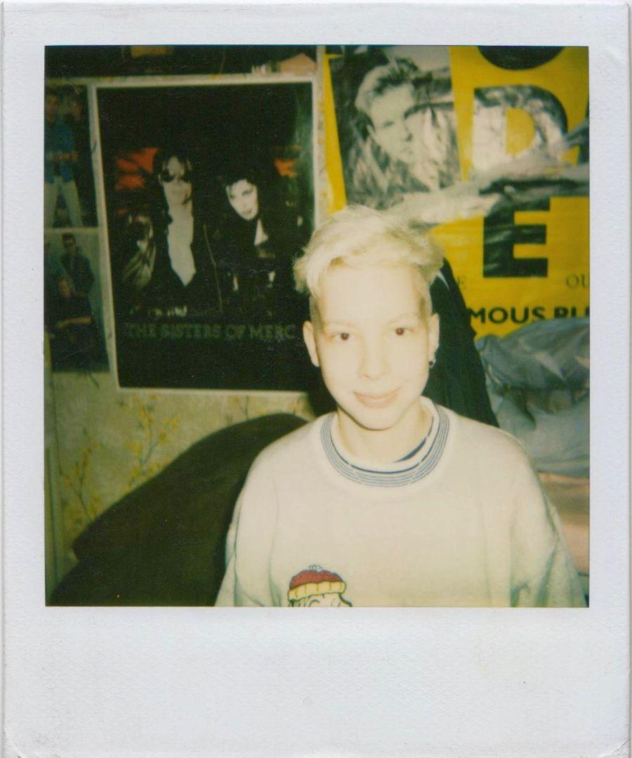 Manja Präkels 1991