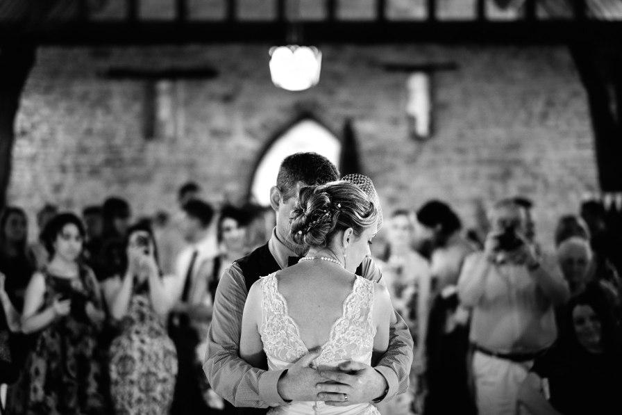 bride groom first dance wedding reception
