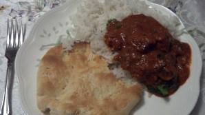 Chicken Tikkaa Masala & Naan