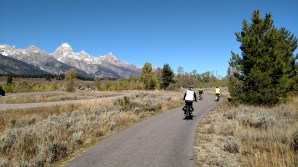 Along the way to Jenny Lake