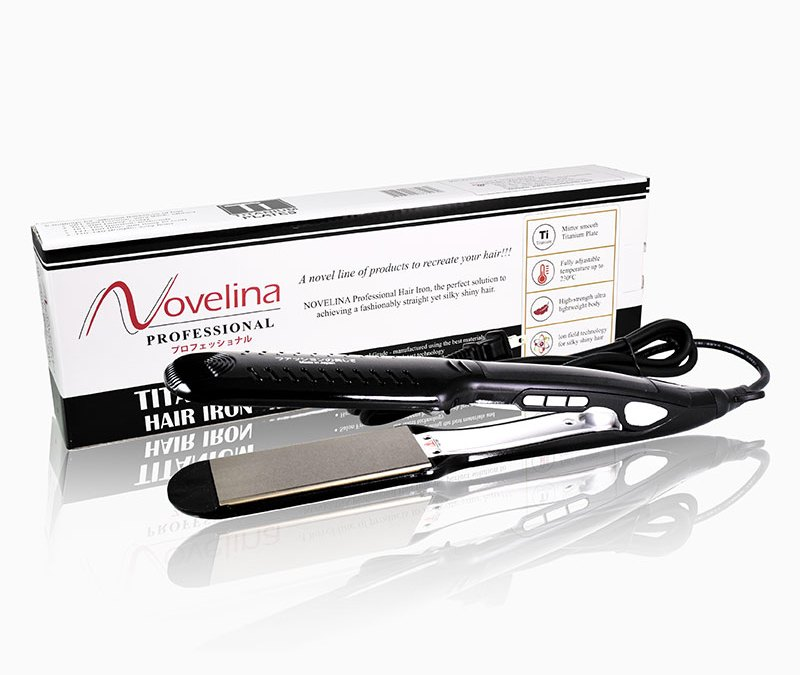 Professional Titanium Hair Iron – P3,250.00