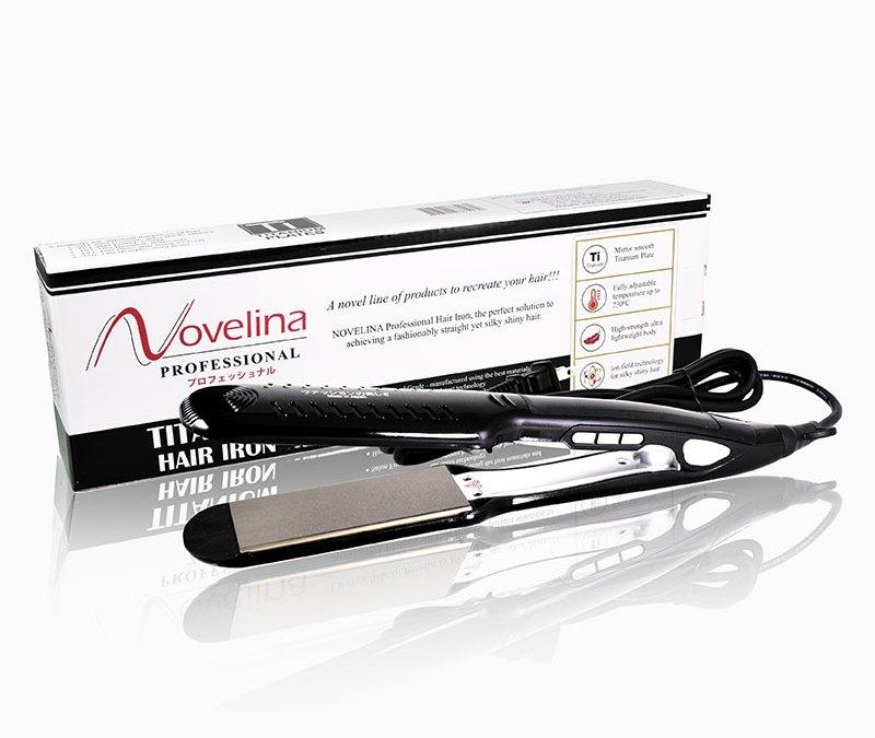 Professional Titanium Hair Iron – P3,250.00