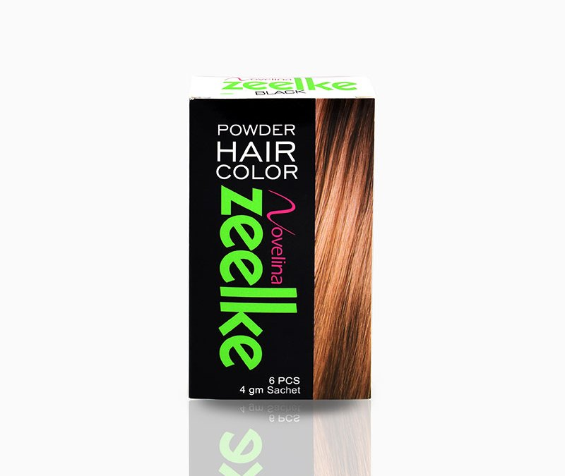 Zeelke Powder Hair Color – P99.00 (6pcs 4g sachet)