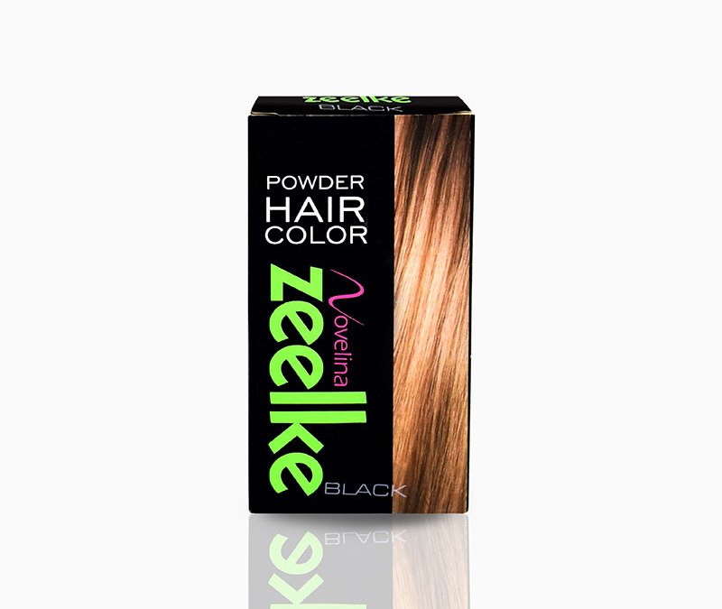 Zeelke Powder Hair Color – P55.00 (6g Bottle)