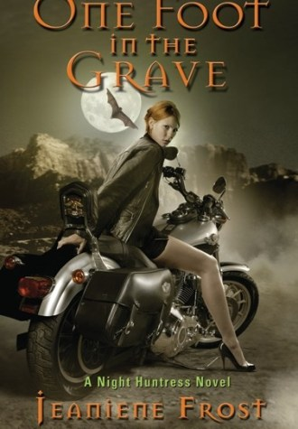 Review – One Foot in the Grave by Jeaniene Frost