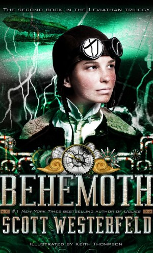 Review – Behemoth by Scott Westerfeld