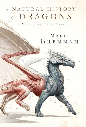 Review – A Natural History of Dragons by Marie Brennan