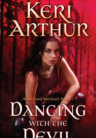 Review – Dancing with the Devil by Keri Arthur