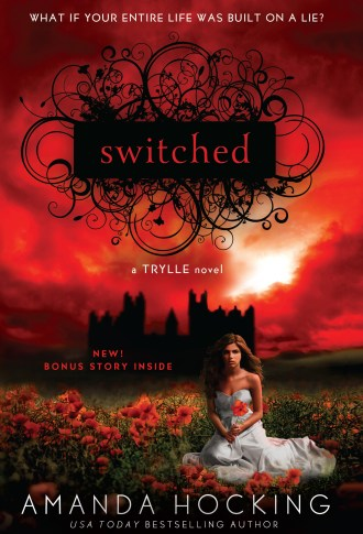 Review – Switched by Amanda Hocking