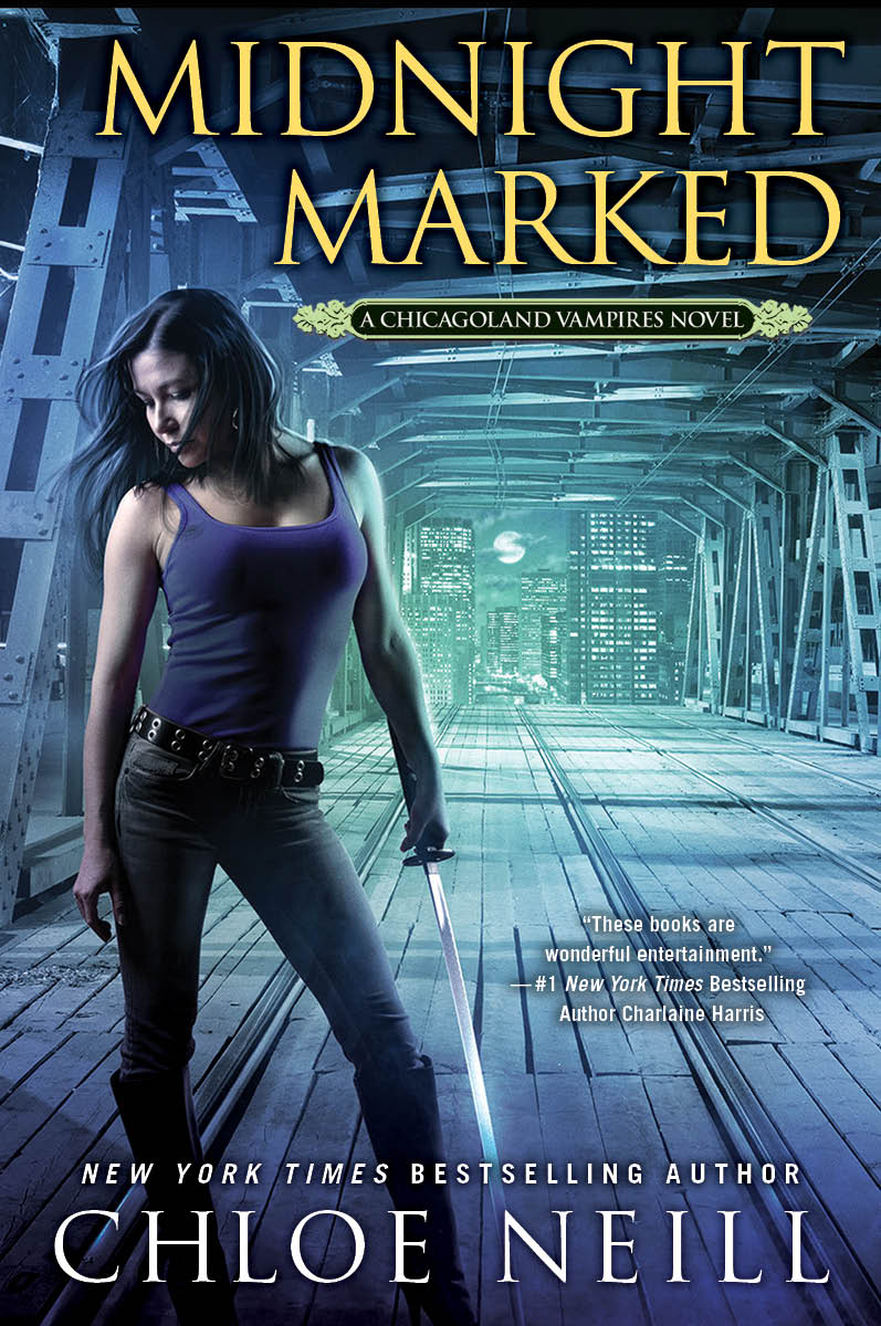 #11 Waiting on… Midnight Marked by Chloe Neill