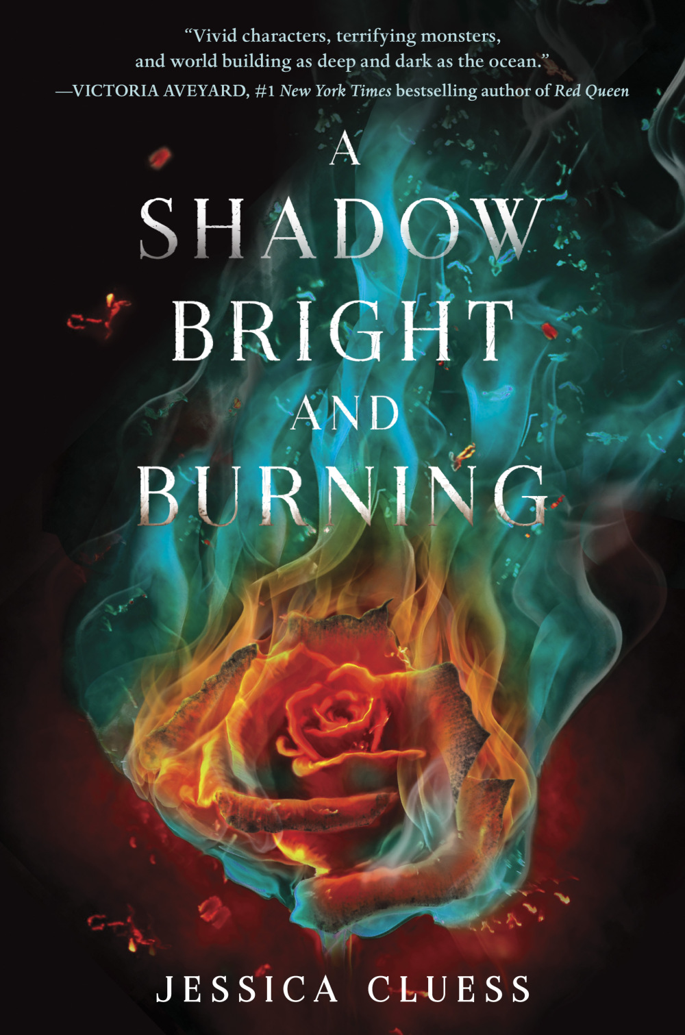 Review – A Shadow Bright and Burning by Jessica Cluess