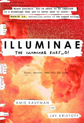 Review – Illuminae by Amie Kaufman and Jay Kristoff