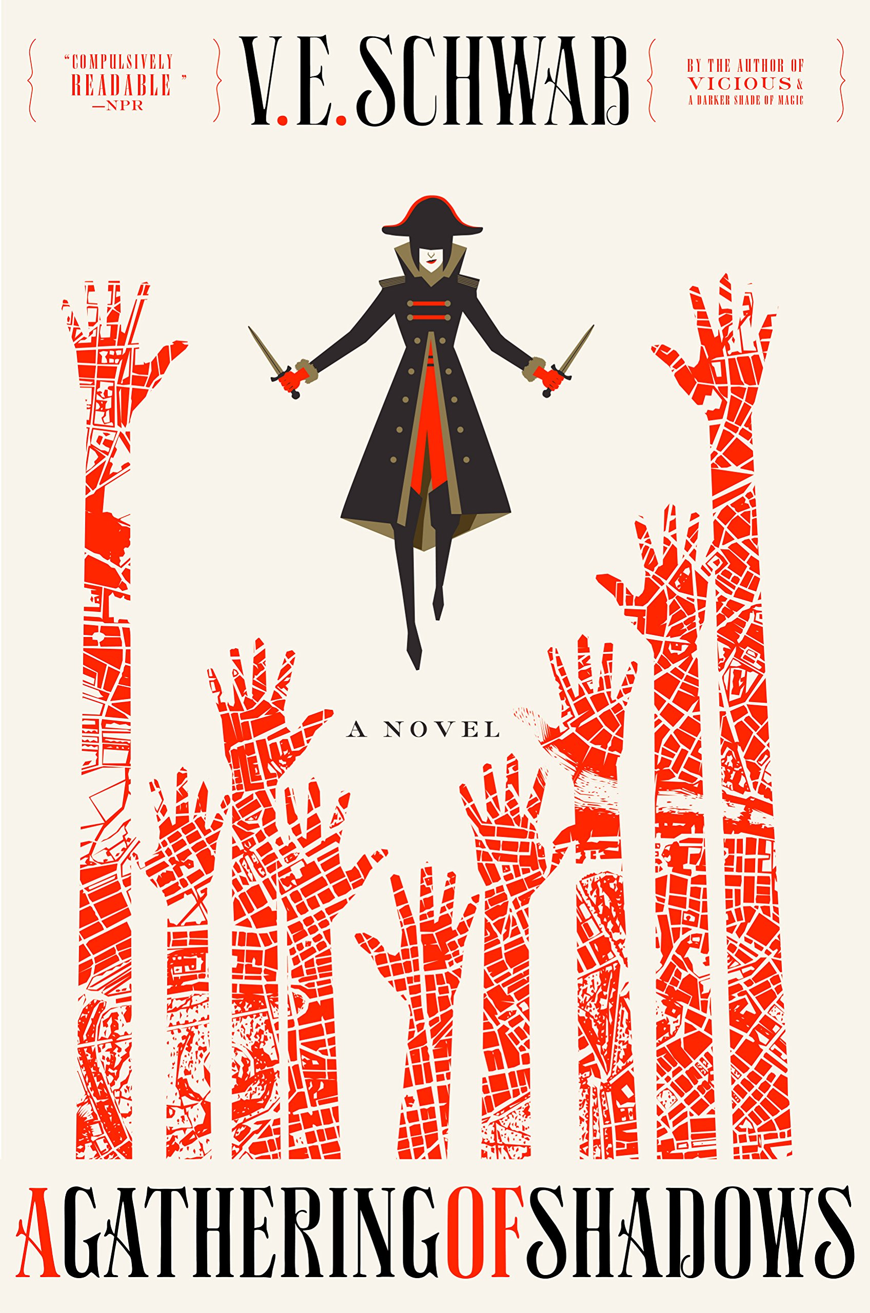 #8 Waiting on… A Gathering of Shadows by V.E. Schwab