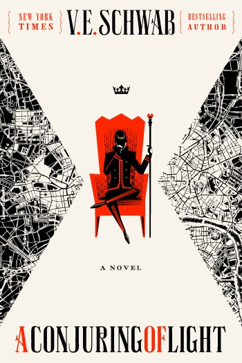 Review – A Conjuring of Light by V.E. Schwab