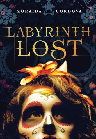 Review – Labyrinth Lost by Zoraida Córdova