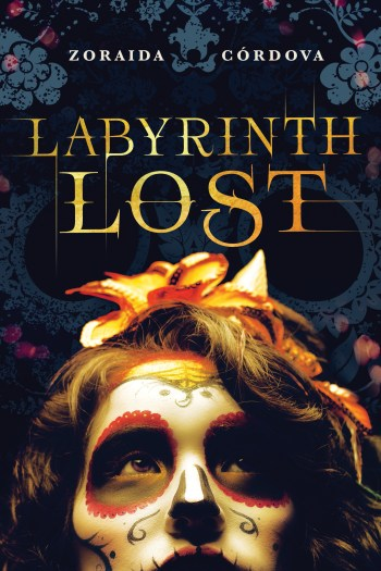 Review – Labyrinth Lost by Zoraida Córdova
