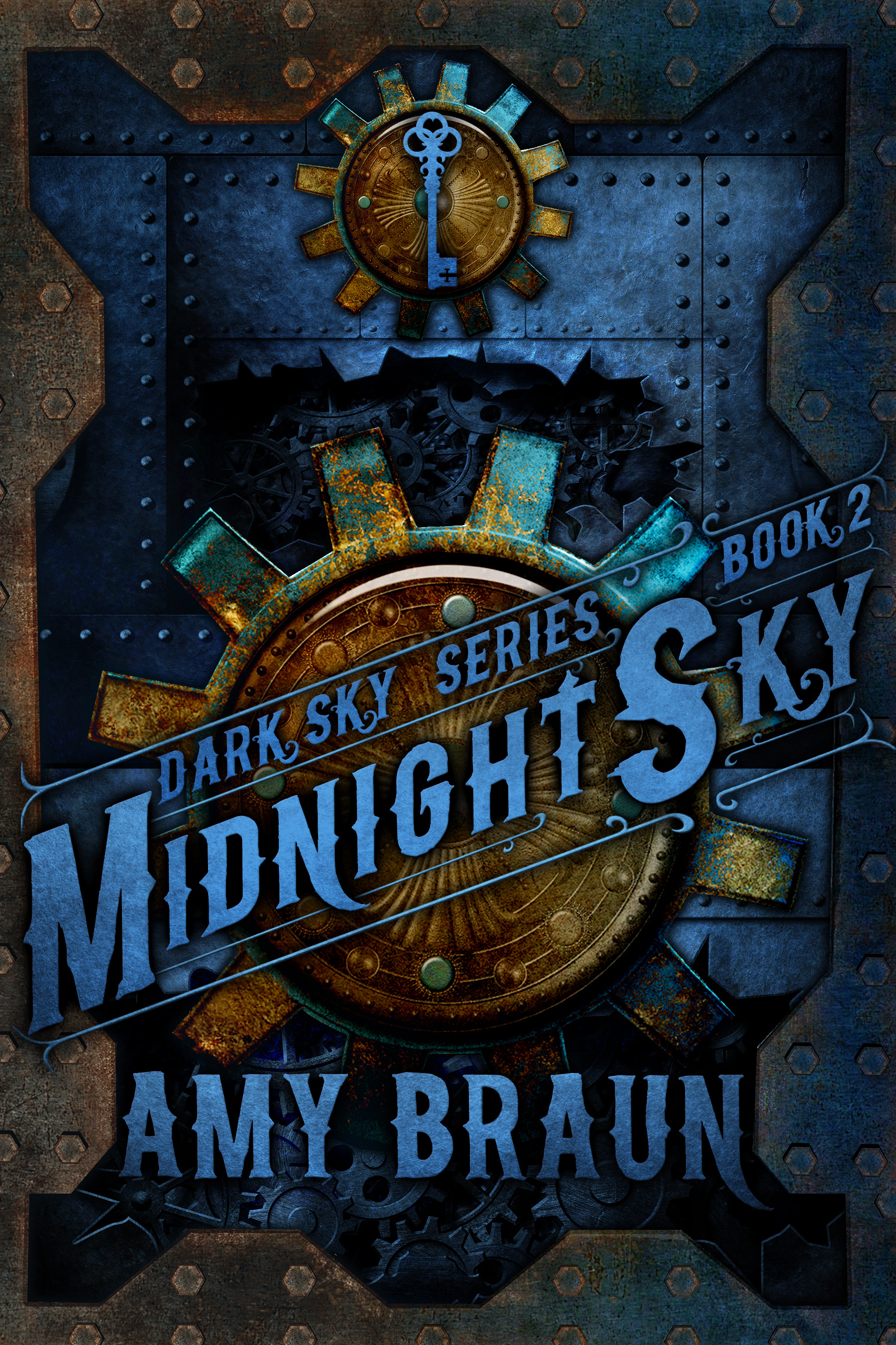 Teaser & Giveaway – Midnight Sky by Amy Braun