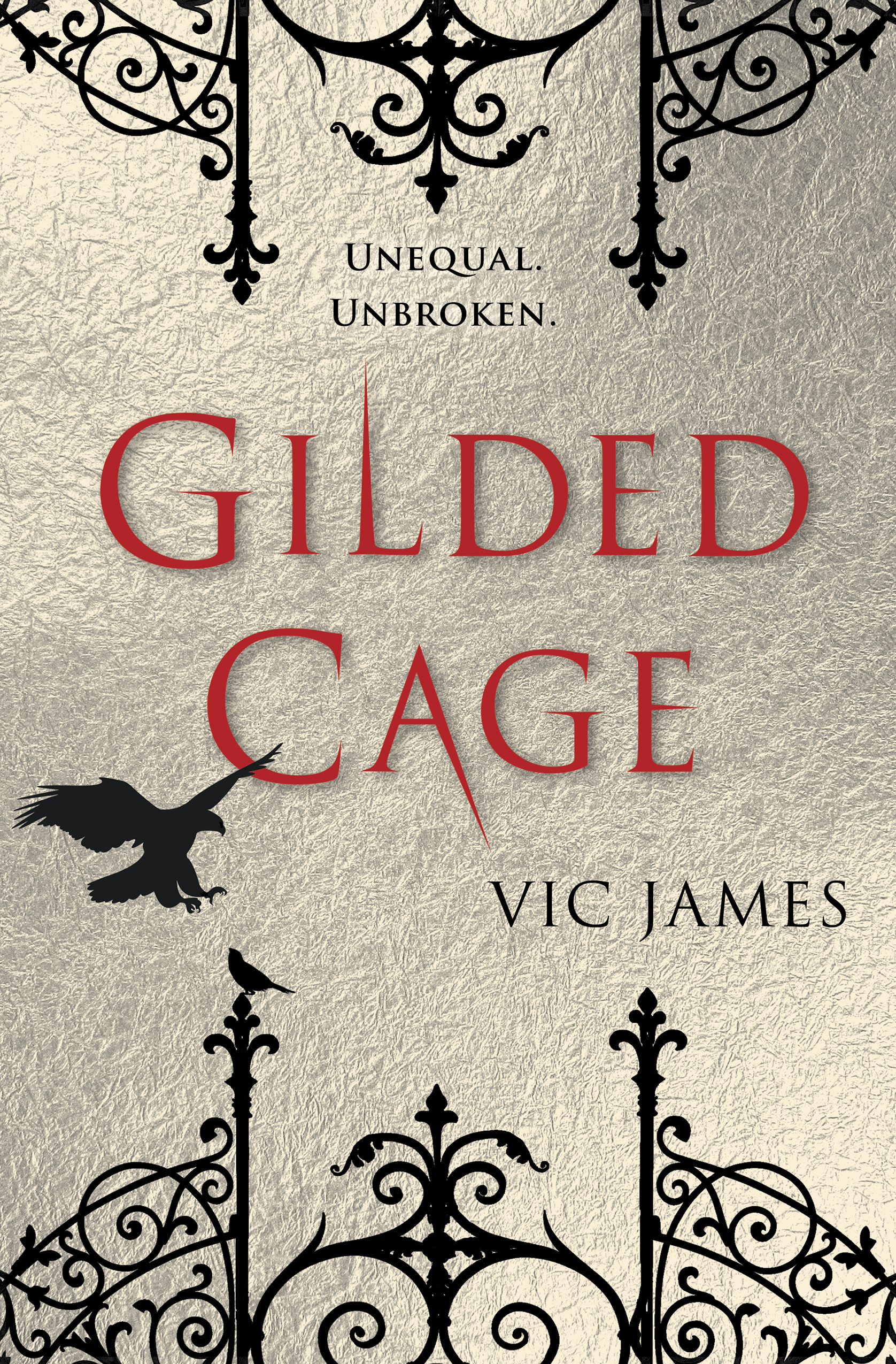 Review – Gilded Cage by Vic James