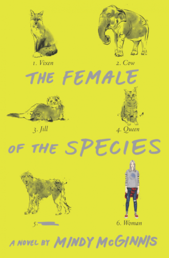 Review – The Female of the Species by Mindy McGinnis